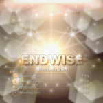 ENDWISE JP - Blessed Dawn (Front Cover)