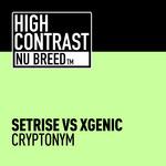 SETRISE/XGENIC - Cryptonym (Front Cover)