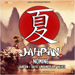 NOMINE - Jahpan EP (Back Cover)