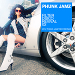 PHUNK JAMZ - Filter Disco Revival 02 (Front Cover)