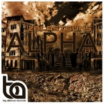 2BLASTGUNS - Alpha EP (Front Cover)