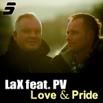 LAX feat PV - Love & Pride (Front Cover)