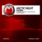 ARCTIC NIGHT - Phobia (Front Cover)
