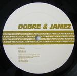 DOBRE/JAMEZ - Kikbek EP (Front Cover)