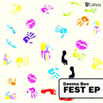 DEEMA BOO - Fest EP (Front Cover)
