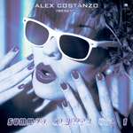VARIOUS - Alex Costanzo Presents Summer Clubing Vol 1 (Front Cover)