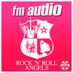 FM AUDIO - Rock 'N' Roll Angels (Front Cover)