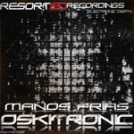 OSKITRONIC - Manos Frias (Front Cover)
