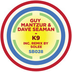 MANTZUR, Guy/DAVE SEAMAN - K9 (Front Cover)