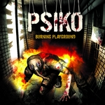PSIKO - Burning Playground (Front Cover)