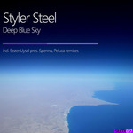 STYLER STEEL - Deep Blue Sky (Front Cover)