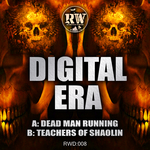 DIGITAL ERA - Dead Man Runnin (Front Cover)