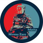 MATTA/NIVEAU ZERO - Riot (Back Cover)