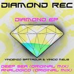 BATTAGLIA, Vincenzo/VINICIO MELIS - Diamond (Front Cover)