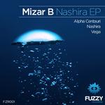 MIZAR B - Nashira EP (Front Cover)