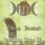 DANASH, Yohan - Perception Turns (Front Cover)