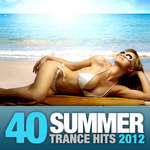VARIOUS - 40 Summer Trance Hits 2012 (Front Cover)