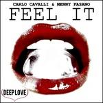 CAVALLI, Carlo/MENNY FASANO - Feel It (Front Cover)