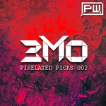 VARIOUS - PIxelated Picks 002: DJ 3Mo (Front Cover)