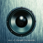 VARIOUS - Best Of Clorophilla Records (Front Cover)