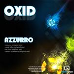 OXID - Azzurro (Front Cover)