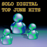 VARIOUS - Solo Digital Top June Hits (Front Cover)
