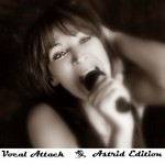 WIDE RANGE ELECTRIC - Vocal Attack: Astrid Edition (Sample Pack WAV) (Front Cover)