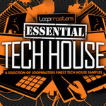 LOOPMASTERS - Essentials 11: Tech House (Sample Pack WAV) (Front Cover)