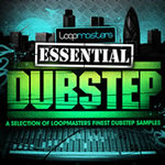 LOOPMASTERS - Essentials 12: Dubstep (Sample Pack WAV) (Front Cover)