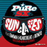 PURE SX feat EMMA HEARTBEAT & BENZO - Sunglasses (Front Cover)