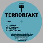 TERRORFAKT - Arsenal (Front Cover)