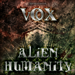VOX - Alien Humanity EP (Front Cover)