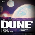 ART OF HOT - Dune EP (Front Cover)