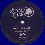 BERNARDI, Marco - The Burning Love Ensemble (Front Cover)