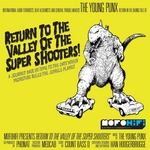 YOUNG PUNX, The - Return To The Valley Of The Super Shooters (Front Cover)