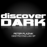 PLAZNIK, Peter - Destroying Law EP (Front Cover)