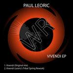 LEORIC, Paul - Vivendi EP (Front Cover)