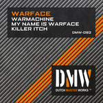 WARFACE - Warmachine (Front Cover)