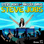 AOKI, Steve feat ANGGER DIMAS - Steve Jobs (Front Cover)