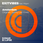 EXITVIBES feat MIRJAM - Amsterdam (Front Cover)