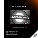 NATIONAL PARK - Underground EP (Front Cover)