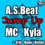 AS BEAT feat MC KYLA - Jump Up (Front Cover)
