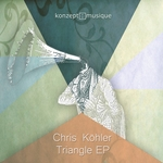 KOHLER, Chris - Triangle EP (Front Cover)