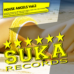 VARIOUS - House Angels Vol 2 (Front Cover)