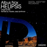 ALBUS NOX - Helipsis (Front Cover)