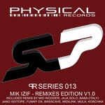 MIK IZIF - Remixes Edition V1.0 (Front Cover)