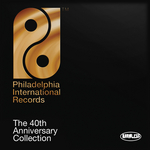 VARIOUS - Philadelphia International: The 40th Anniversary Collection (Front Cover)
