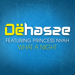 DEHASSE feat PRINCESS NYAH - What A Night (Front Cover)