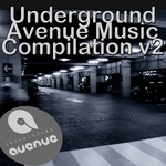 VARIOUS - Underground Avenue Music Compilation V 2 (Front Cover)