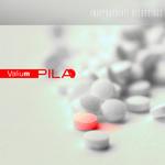 PILA - Valium (Front Cover)